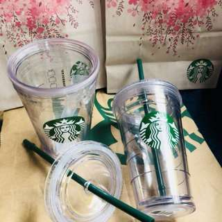 Starbucks Original Clear Cold Cup