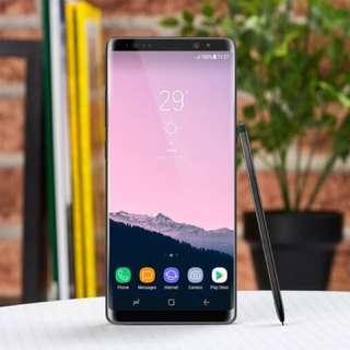 Kredit Samsung Galaxy Note 8 - Cicilan tanpa Cc