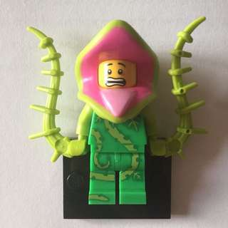 LEGO 71010 Collectible Minifigures Series 14 #5 Plant Monster