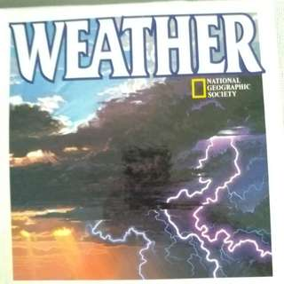National Geographic Action Book: Weather