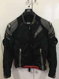 Taichi Motorcycle Jacket for Men (Size 48, JPN L, EU M)