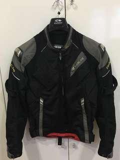 Taichi Motorcycle Jacket for Men (Size 48, JPN L, EU M)