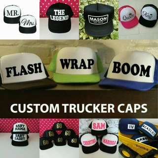 Trucker Caps Customized