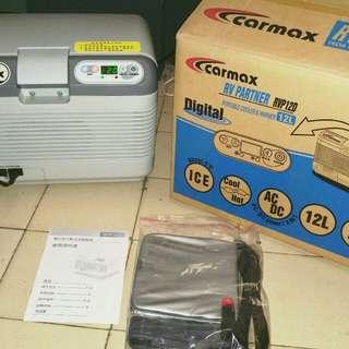 carmax數位溫控冷熱可調行動冰箱(免運)
