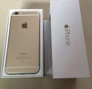 Iphone6 128gb金