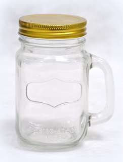 Brand New 16 oz. Mason Jar