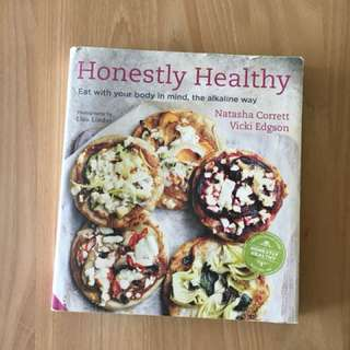 Honestly Healthy - Cookbook