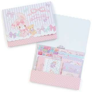 Japan Sanrio Bonbonribbon Volume Letter Set