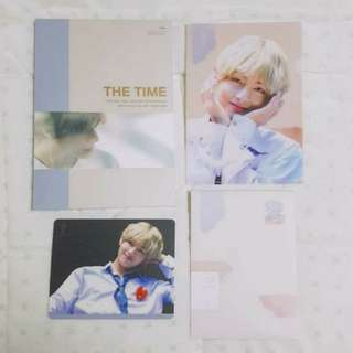 (lf/wtb) The Time 2nd Photo Book