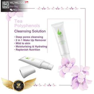 Wowo Water Secret: Cleansing Solution
