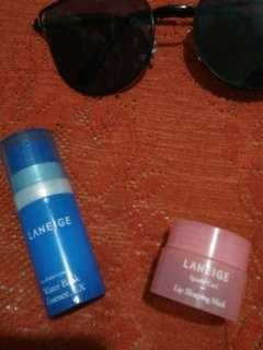 Take All Laneige Waterbank Essence and Sleeping Lip Mask