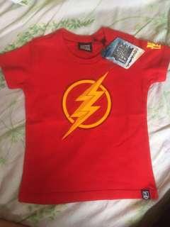 DC Comics Superhero Flash Shirt