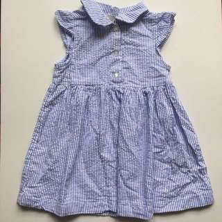 H&M Baby Stripe Dress