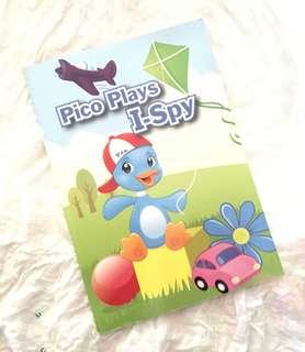 Charity Sale! Pico Plays I-Spy Children's Book