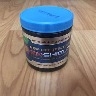 New Life Spectrum ICK shield pellets