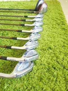 Set Golf (Vintage Iron) - Nego