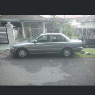 Proton Wira 2001 New Paint Job Cheapest Carousell 4750