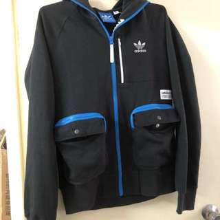 ADIDAS OT SS SHELL JACKET Black S size