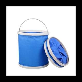 11L foldable Pail - Good Quality