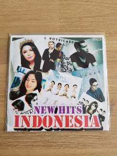 New hits Indonesia CD