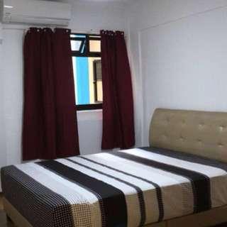 Master bed Ang Mo kio Ave 3
