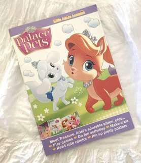 Charity Sale! Palace Pets Little Active Learning Children's Book