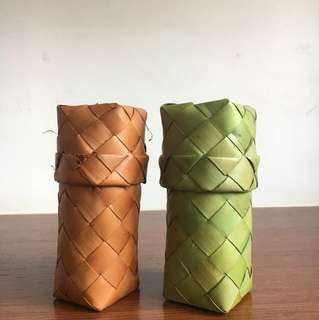 BN Straw containers ($5 ea)