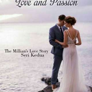 Ebook : Between Love And Passion by Tilly D