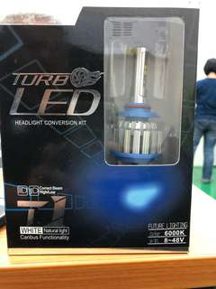 T1 turbo led