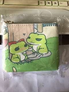 Frog coin pouch