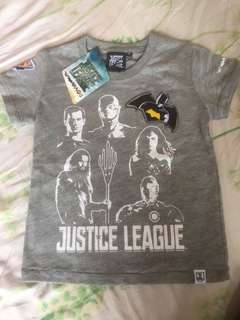 Batman Logo Justice League Shirt