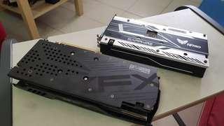 (WTT/WTS) RX 480 8GB XFX Black GTR & Sapphire Nitro