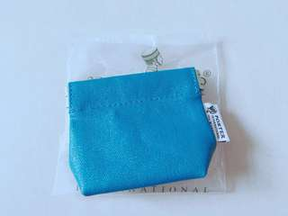 👝 Porter International Sky Blue Colour Coin Bag