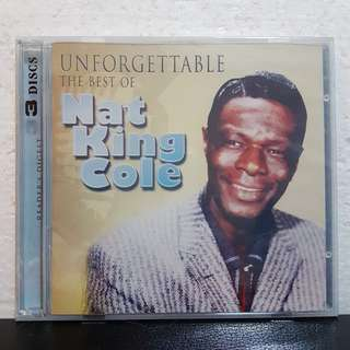 3CD> Unforgettable: The Best Of Nat King Cole