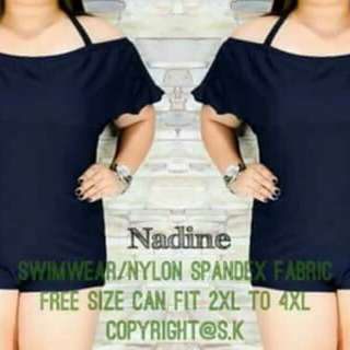 Nadine swimwear plus size