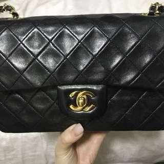 Chanel classic flap 23cm