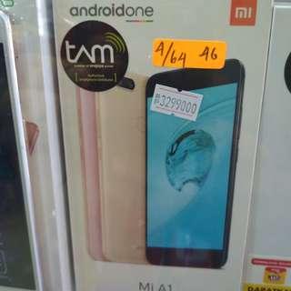 Xiaomi Mi A1 Bisa Cicilan Tanpa Cc