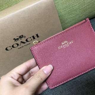 🚚 Coach零錢包鑰匙包