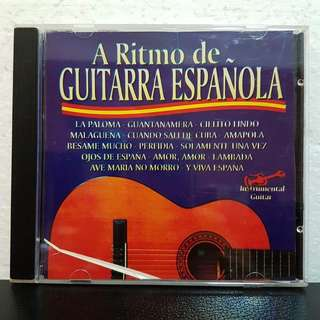 Pending: CD》A Ritmo De Guitarra Espanola