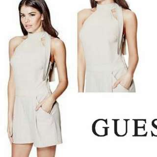 Guess Crowl Neck Romper