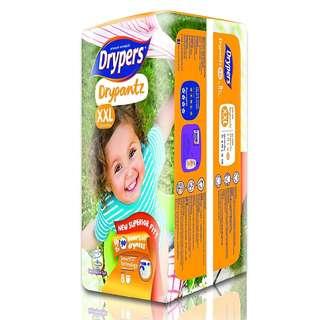 Attractive Deal for Drypers Drypantz