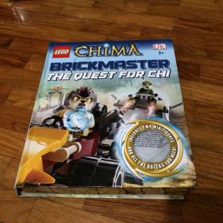 Lego chima book set