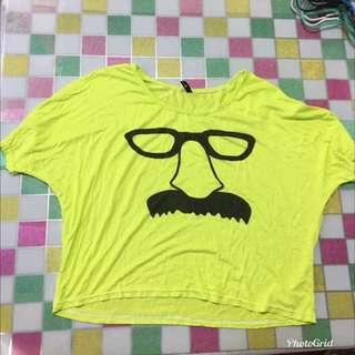黃色top