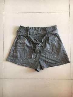 Pull and Bear High Waist Shorts