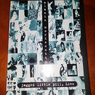 Alanis Morisette (Jagged Little Pill Live) DVD