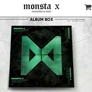Monsta X THE CONNECT < R.I.P MONBEBE>