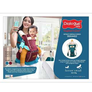 Dialogue Hipseat Emerald Series (DGG4402)