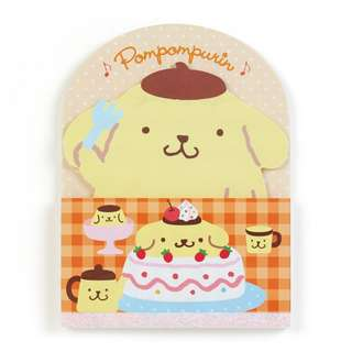 Japan Sanrio Pompompuri Meal Notes
