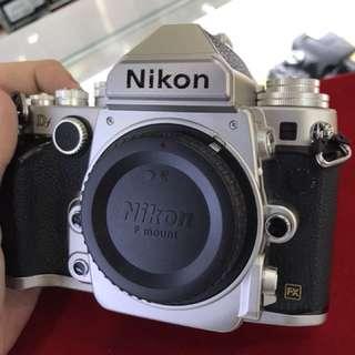 Nikon DF Body(Silver)(SC:2K)