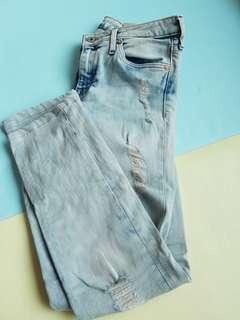 H&M skinny jeans ( waist 27)